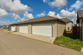 Photo 40: 129 GREENBURY Close: Spruce Grove House Half Duplex for sale : MLS®# E4260794