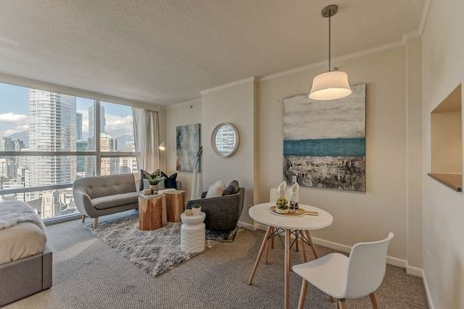 Main Photo: 2104 1050 BURRARD Street in Vancouver: Downtown VW Condo for sale (Vancouver West)  : MLS® # R2198692
