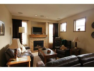 Photo 10: 254 CHAPARRAL VALLEY Drive SE in CALGARY: C-285 Residential Attached for sale (Calgary)  : MLS®# C3554170