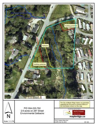 Photo 12: LOT 1 287TH Street in Maple Ridge: Whonnock Land for sale : MLS®# R2525499
