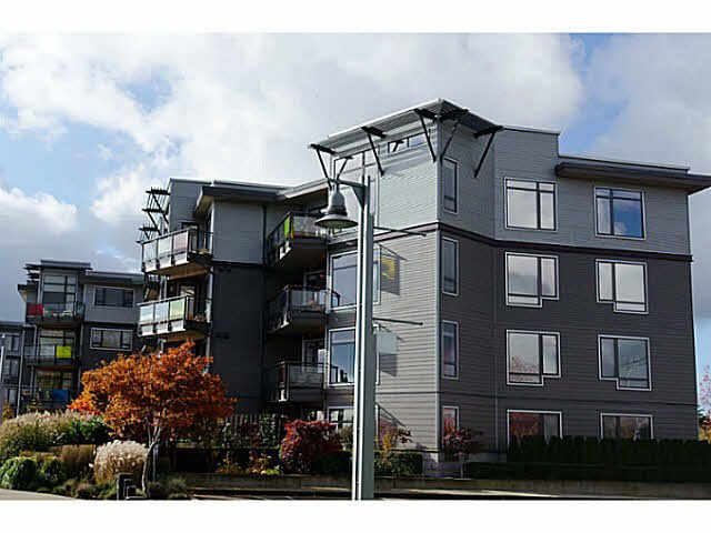 """Photo 2: Photos: 304 14300 RIVERPORT Way in Richmond: East Richmond Condo for sale in """"Waterstone Pier"""" : MLS®# V1098515"""