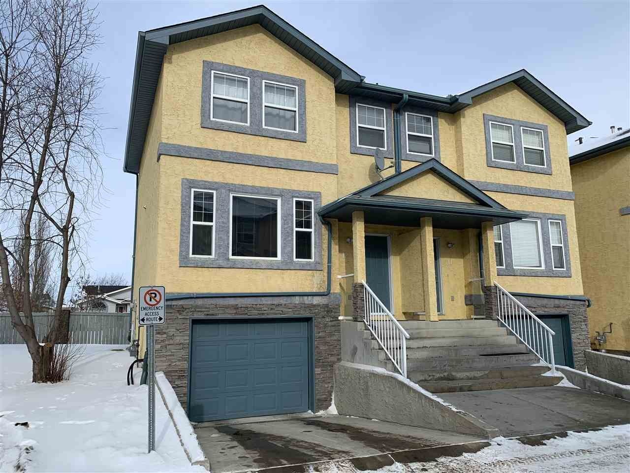 Main Photo: 12 16777 91 Street in Edmonton: Zone 28 Townhouse for sale : MLS®# E4229322
