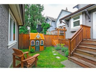 "Photo 18: 2632 W 6TH Avenue in Vancouver: Kitsilano 1/2 Duplex for sale in ""Kits"" (Vancouver West)  : MLS®# V1074098"