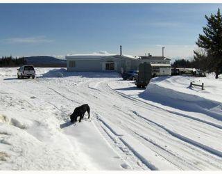 Photo 1: 19740 CHIEF LAKE Road in Prince_George: Nukko Lake Manufactured Home for sale (PG Rural North (Zone 76))  : MLS®# N180457