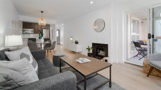 """Photo 1: 19 704 W 7TH Avenue in Vancouver: Fairview VW Condo for sale in """"Heather Park"""" (Vancouver West)  : MLS®# R2568826"""