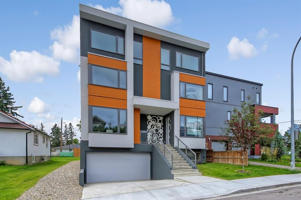 Main Photo: 1 2605 15 Street SW in Calgary: Bankview Row/Townhouse for sale : MLS®# A1060712