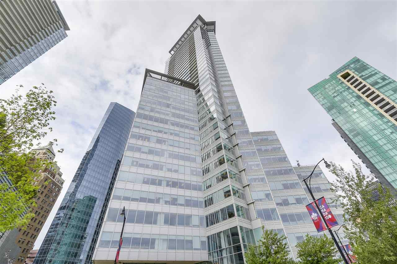Main Photo: 2706 1077 W CORDOVA STREET in Vancouver: Coal Harbour Condo for sale (Vancouver West)  : MLS®# R2198222