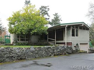 Photo 1: 2770 Benson Place in VICTORIA: SE Ten Mile Point Residential for sale (Saanich East)  : MLS®# 298656