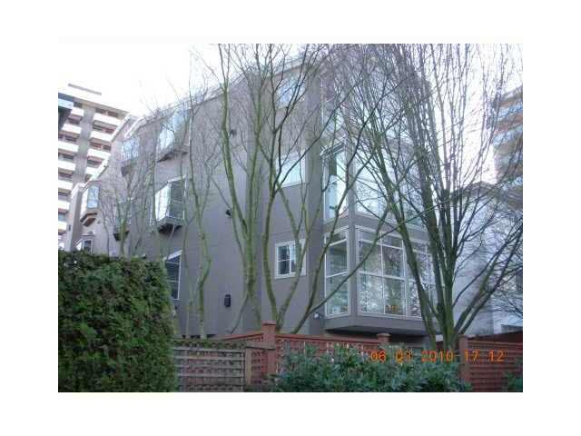 Main Photo: 303 1126 W 11TH AVENUE in Vancouver West: Fairview VW Condo for sale ()  : MLS®# V826869