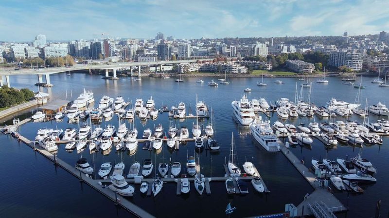 FEATURED LISTING: 1902 - 1199 MARINASIDE Crescent Vancouver