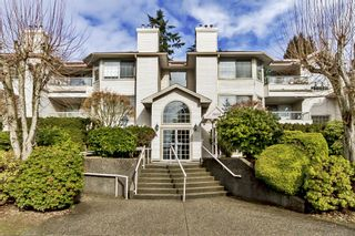 "Photo 1: 107 1955 SUFFOLK Avenue in Port Coquitlam: Glenwood PQ Condo for sale in ""OXFORD PLACE"" : MLS®# R2144804"