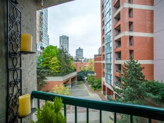 """Photo 16: 303 1226 HAMILTON Street in Vancouver: Yaletown Condo for sale in """"GREENWICH PLACE"""" (Vancouver West)  : MLS®# R2056690"""