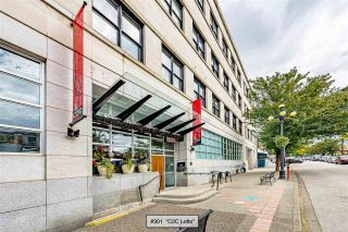 """Photo 33: 301 549 COLUMBIA Street in New Westminster: Downtown NW Condo for sale in """"C2C Lofts"""" : MLS®# R2590758"""