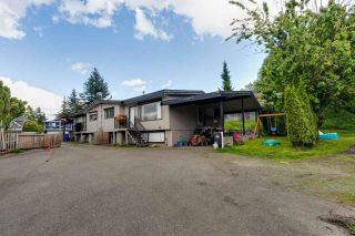 Photo 1: 2317 - 2319 SOUTHDALE Crescent in Abbotsford: Abbotsford West Duplex for sale : MLS®# R2584340