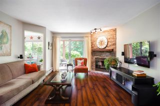 Photo 1: 22 103 PARKSIDE DRIVE in Port Moody: Heritage Mountain Townhouse for sale : MLS®# R2380672