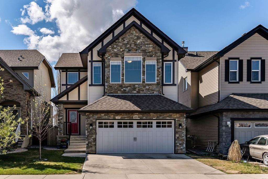 Main Photo: 49 SILVERADO Boulevard SW in Calgary: Silverado Detached for sale : MLS®# C4245041