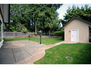 """Photo 19: 138 49TH Street in Tsawwassen: Pebble Hill House for sale in """"PEBBLE HILL/ENGLISH BLUFF"""" : MLS®# V1032694"""