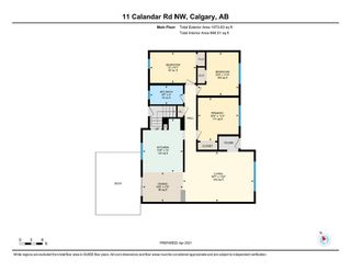 Photo 35: 11 Calandar Road NW in Calgary: Collingwood Detached for sale : MLS®# A1091060