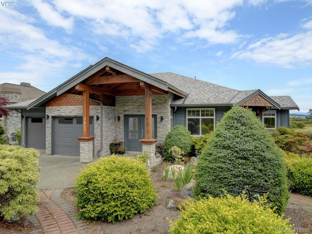 Main Photo: 7013 Beach View Crt in SAANICHTON: CS Island View House for sale (Central Saanich)  : MLS®# 818670