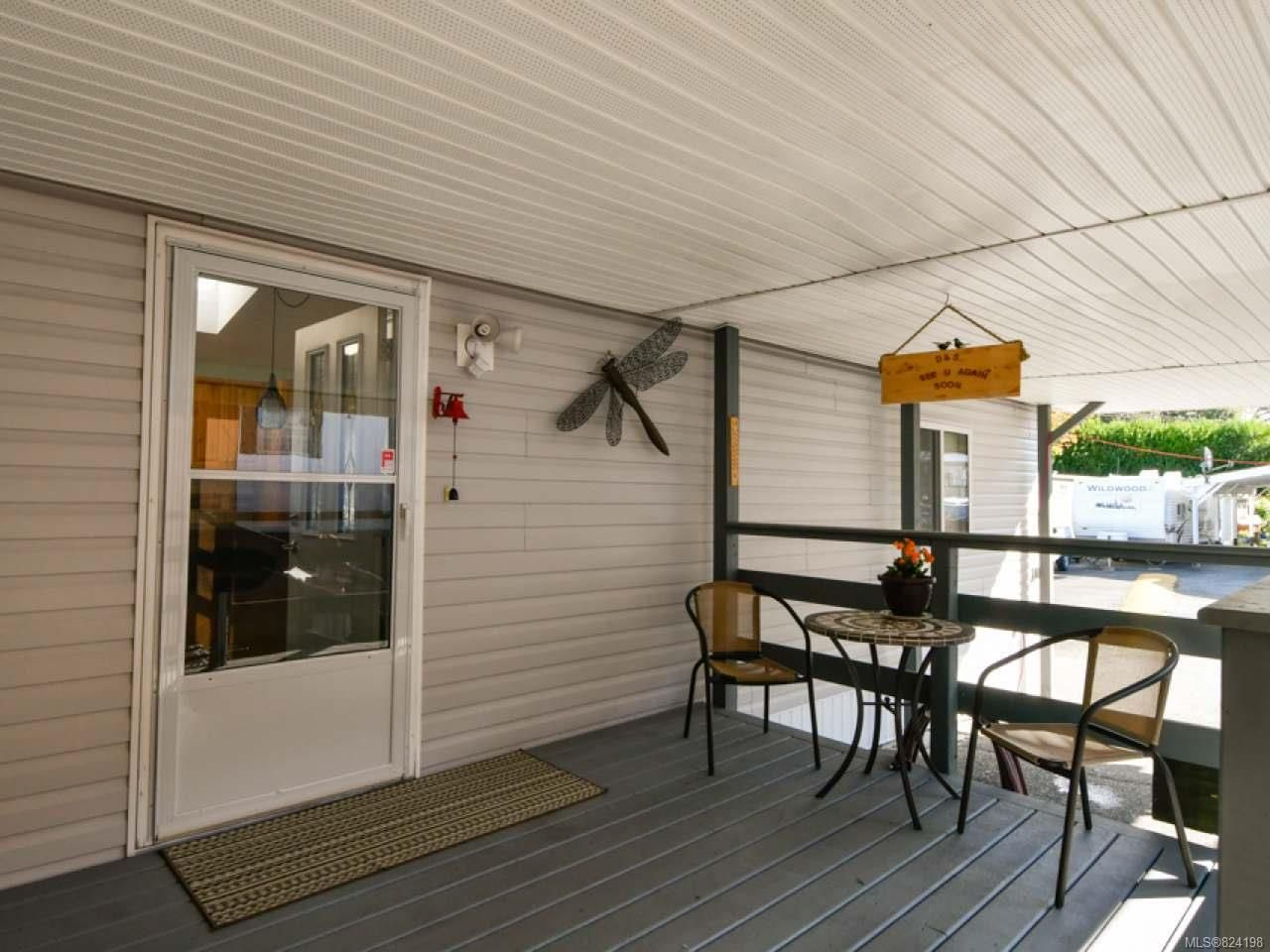 Photo 12: Photos: 38 951 Homewood Rd in CAMPBELL RIVER: CR Campbell River Central Manufactured Home for sale (Campbell River)  : MLS®# 824198