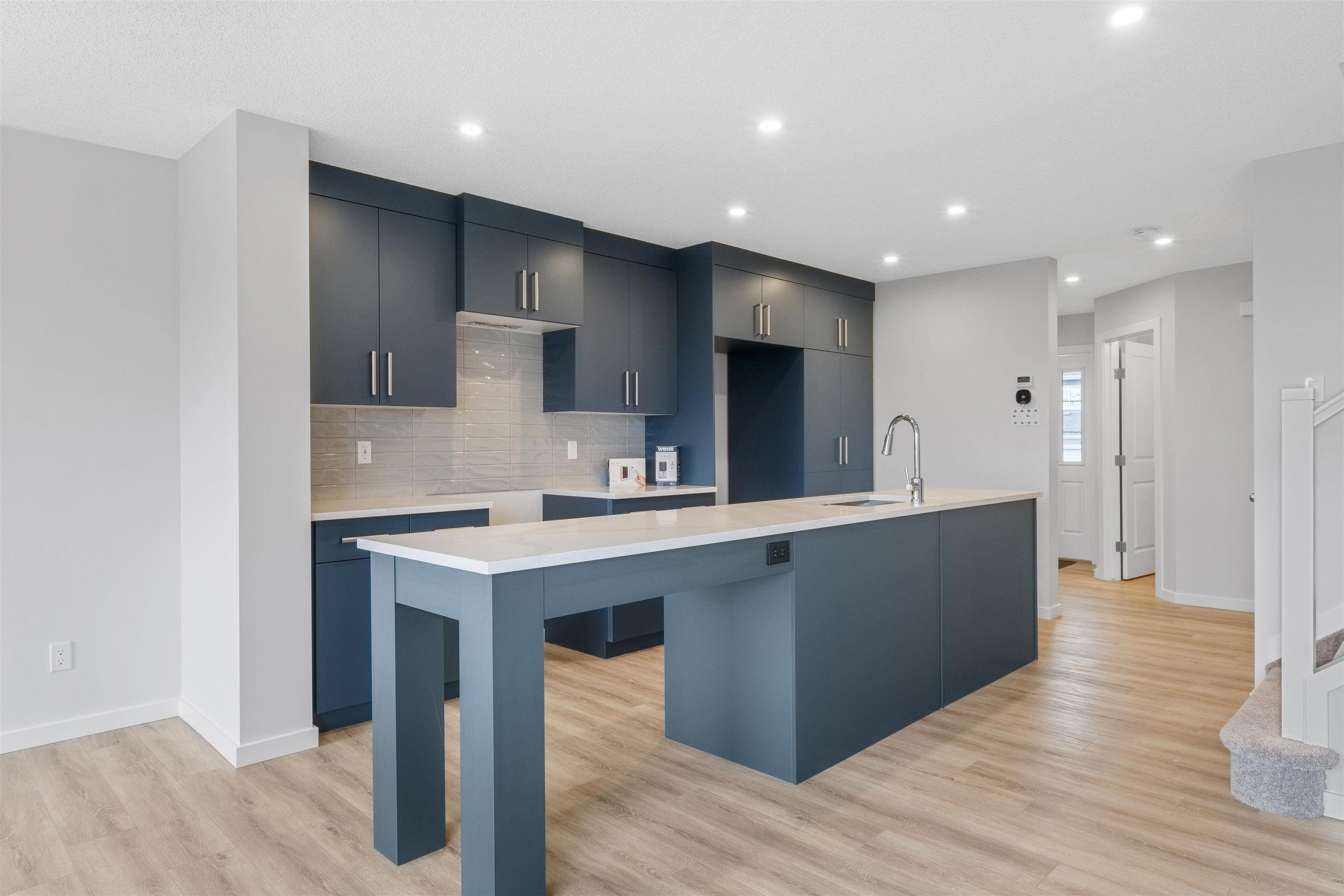 Main Photo: 9317 Pear Link in Edmonton: Zone 53 House Half Duplex for sale : MLS®# E4263220