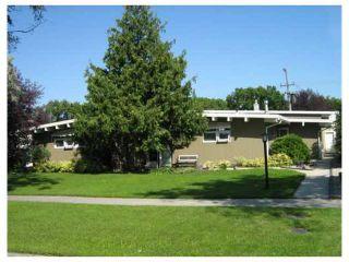 Photo 1: 768 Niagara Street in WINNIPEG: River Heights / Tuxedo / Linden Woods Residential for sale (South Winnipeg)  : MLS®# 1208238