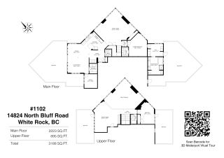 """Photo 35: 1102 14824 NORTH BLUFF Road: White Rock Condo for sale in """"BELAIRE"""" (South Surrey White Rock)  : MLS®# R2604497"""