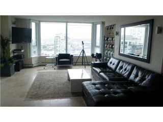Main Photo: 2005 388 Drake Street in Vancouver: Yaletown Condo  (Vancouver West)  : MLS®# V849924