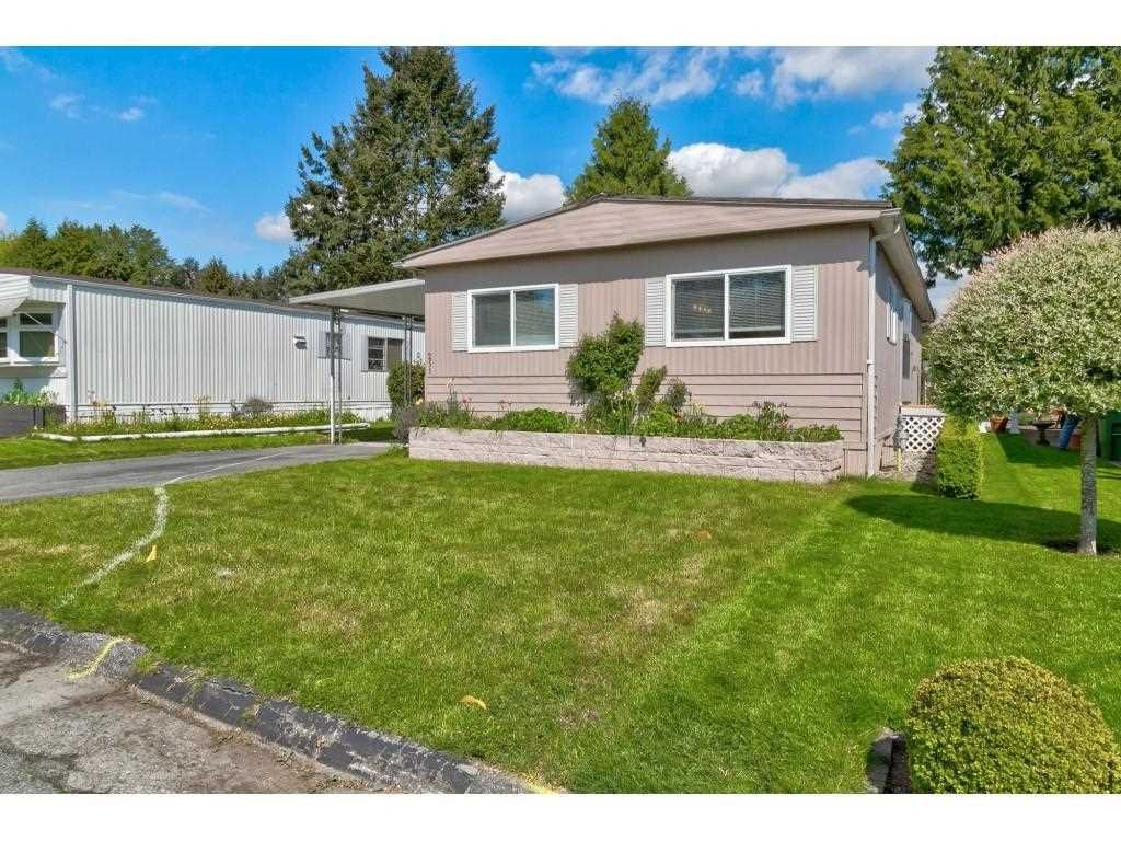 """Main Photo: 251 1840 160 Street in Surrey: King George Corridor Manufactured Home for sale in """"BREAKAWAY BAYS"""" (South Surrey White Rock)  : MLS®# R2574472"""