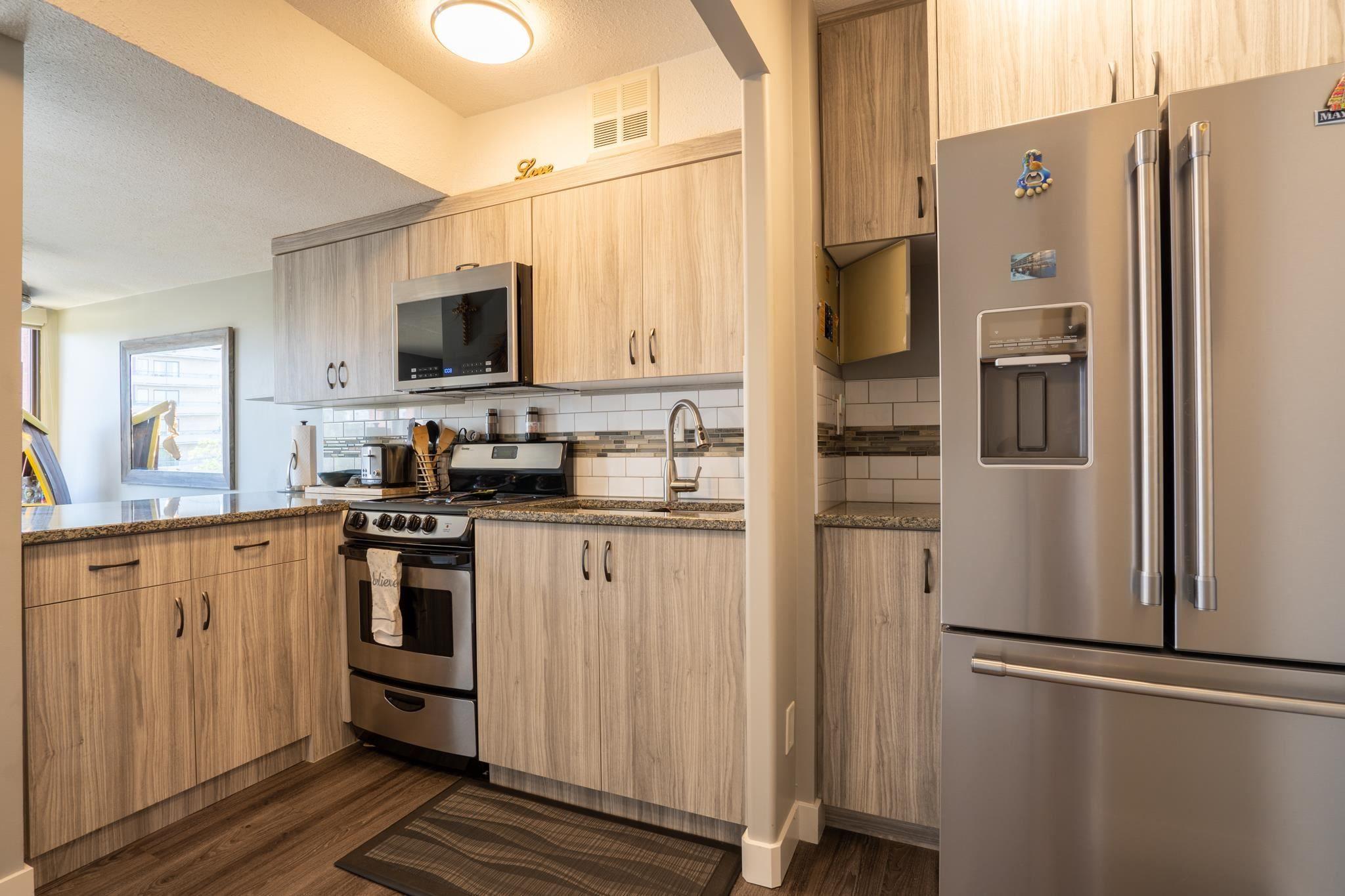 Main Photo: 521 10160 114 Street in Edmonton: Zone 12 Condo for sale : MLS®# E4265361