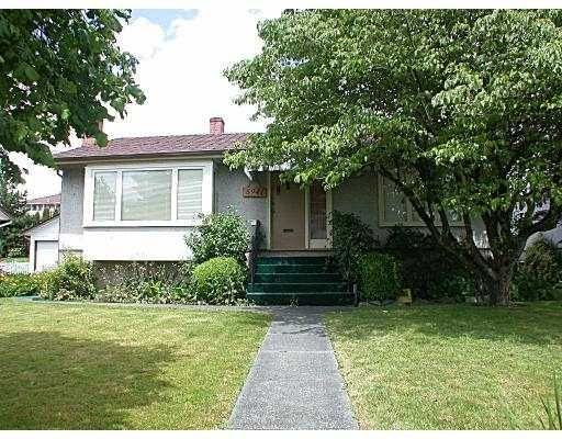 Main Photo: 5941 MCKEE ST in Burnaby: South Slope House for sale (Burnaby South)  : MLS®# V542648