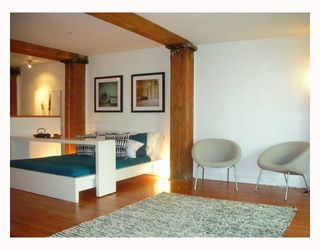 """Photo 4: 306 528 BEATTY Street in Vancouver: Downtown VW Condo for sale in """"THE BOWMAN BLOCK"""" (Vancouver West)  : MLS®# V676620"""
