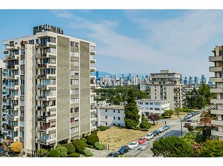"Photo 16: 604 2370 W 2ND Avenue in Vancouver: Kitsilano Condo for sale in ""CENTURY HOUSE"" (Vancouver West)  : MLS®# V1139170"