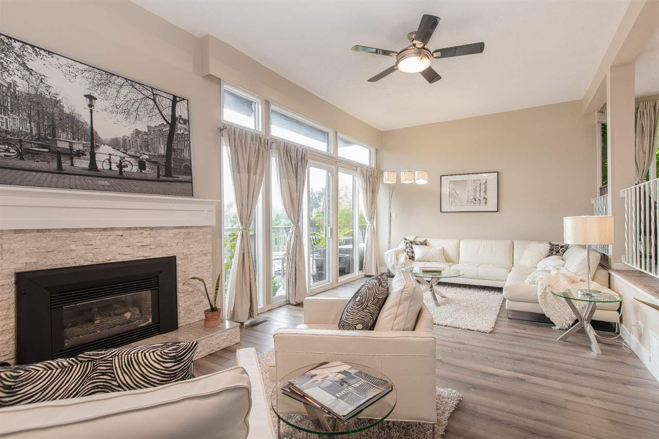 """Main Photo: 1078 LILLOOET Road in North Vancouver: Lynnmour Townhouse for sale in """"Lillooet Place"""" : MLS®# R2305886"""