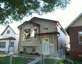 Photo 1: 511 WILLIAM NEWTON Avenue in Winnipeg: East Kildonan Single Family Detached for sale (North East Winnipeg)  : MLS®# 2615369