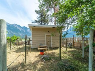 Photo 37: 445 REDDEN ROAD: Lillooet House for sale (South West)  : MLS®# 159699
