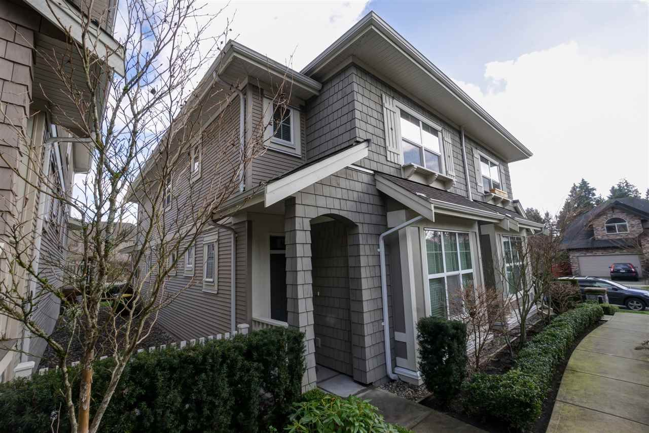 "Main Photo: 1403 COLLINS Road in Coquitlam: Burke Mountain Townhouse for sale in ""BELMOMT WEST"" : MLS®# R2037769"