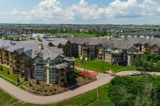 Main Photo: 1118 2330 Fish Creek Boulevard SW in Calgary: Evergreen Apartment for sale : MLS®# A1128435