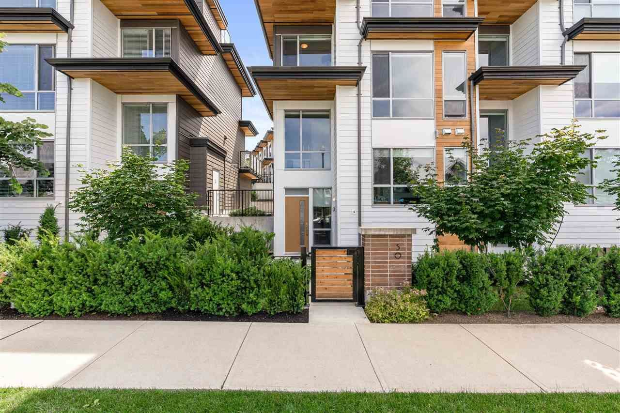 "Main Photo: 50 2825 159 Street in Surrey: Grandview Surrey Townhouse for sale in ""Greenway"" (South Surrey White Rock)  : MLS®# R2470325"