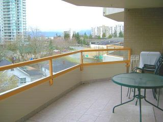 Photo 2: 503 6152 KATHLEEN Avenue in THE EMBASSY: Metrotown Home for sale ()  : MLS®# V630960