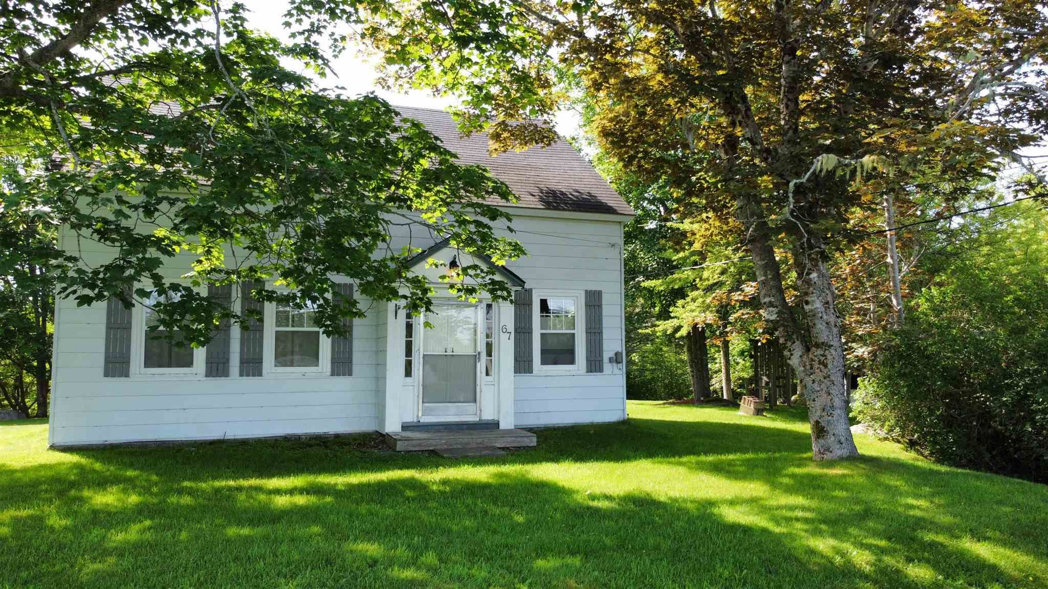Main Photo: 67 Brass Hill Road in Barrington: 407-Shelburne County Residential for sale (South Shore)  : MLS®# 202116260