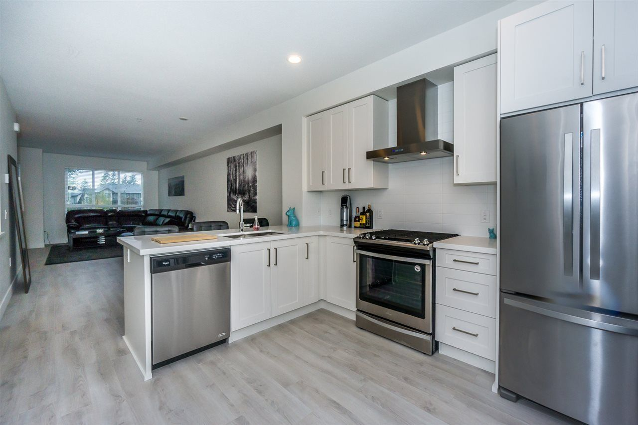 """Photo 4: Photos: 60 8570 204 Street in Langley: Willoughby Heights Townhouse for sale in """"WOODLAND PARK"""" : MLS®# R2225688"""