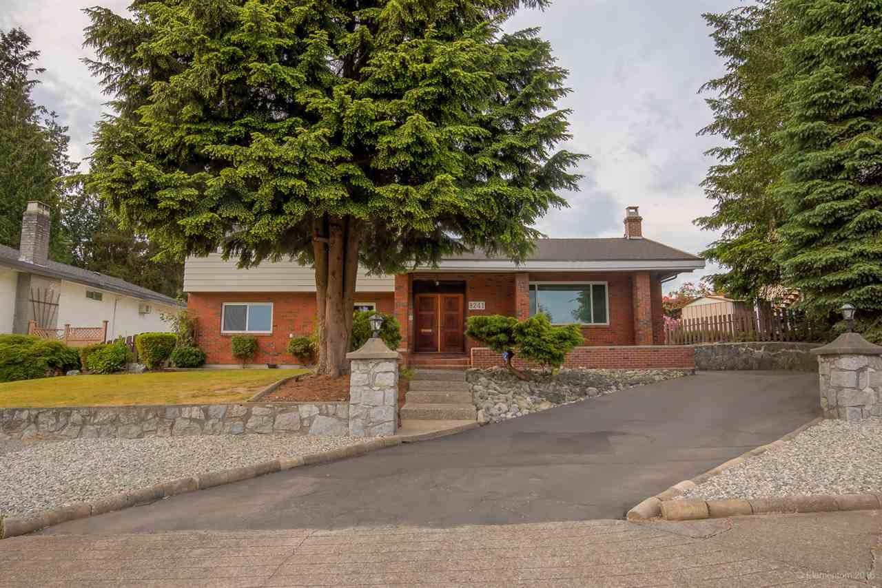 """Main Photo: 8241 LAKELAND Drive in Burnaby: Government Road House for sale in """"GOVERNMENT ROAD AREA"""" (Burnaby North)  : MLS®# R2069888"""