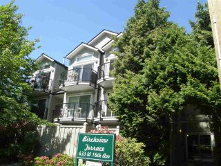 """Main Photo: 210 633 W 16TH Avenue in Vancouver: Fairview VW Condo for sale in """"BIRCHVIEW TERRACE"""" (Vancouver West)  : MLS®# R2061596"""