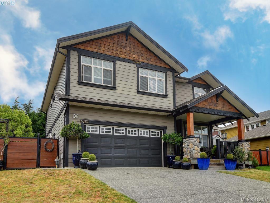 Main Photo: 6452 Birchview Way in SOOKE: Sk Sunriver House for sale (Sooke)  : MLS®# 817231