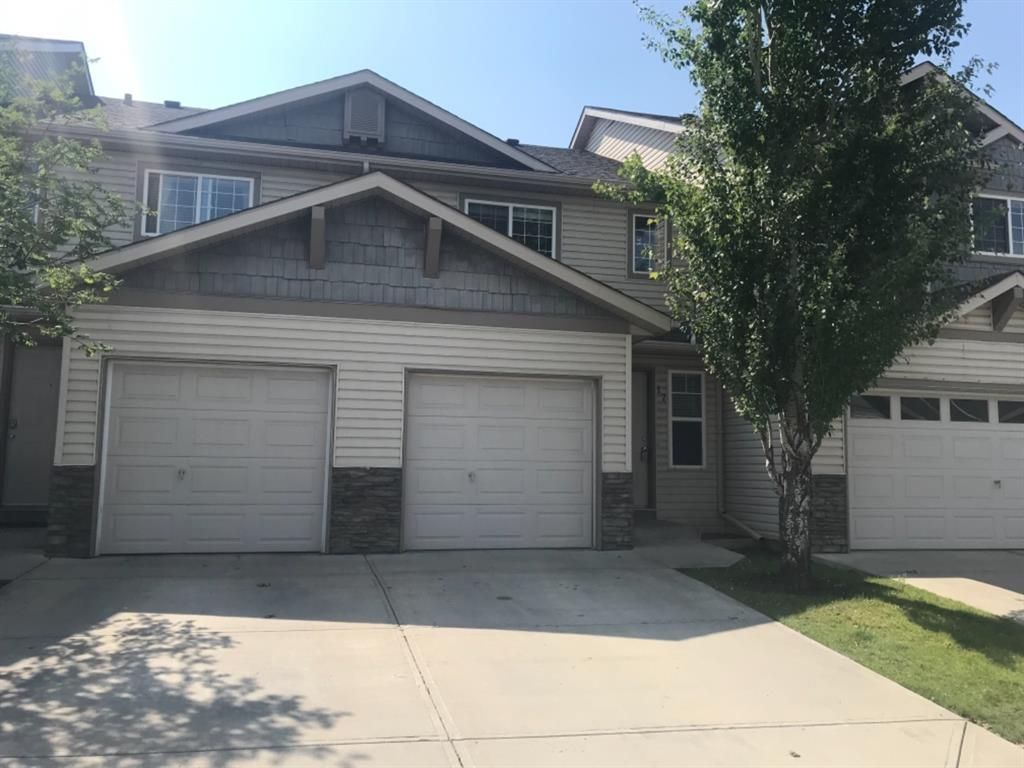 Main Photo: 17 Eversyde Court SW in Calgary: Evergreen Row/Townhouse for sale : MLS®# A1120200