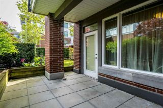 """Photo 20: 121 9399 ODLIN Road in Richmond: West Cambie Condo for sale in """"MAYFAIR PLACE"""" : MLS®# R2573266"""