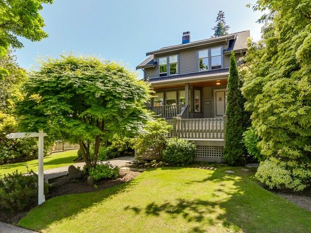 Main Photo: 2222 W 34TH AV in Vancouver: Quilchena House for sale (Vancouver West)  : MLS®# V1125943