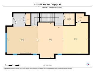 Photo 33: 1 1528 29 Avenue SW in Calgary: South Calgary Row/Townhouse for sale : MLS®# A1129714