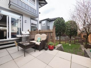 "Photo 20: 125 18777 68A Avenue in Surrey: Clayton Townhouse for sale in ""COMPASS"" (Cloverdale)  : MLS®# R2254690"